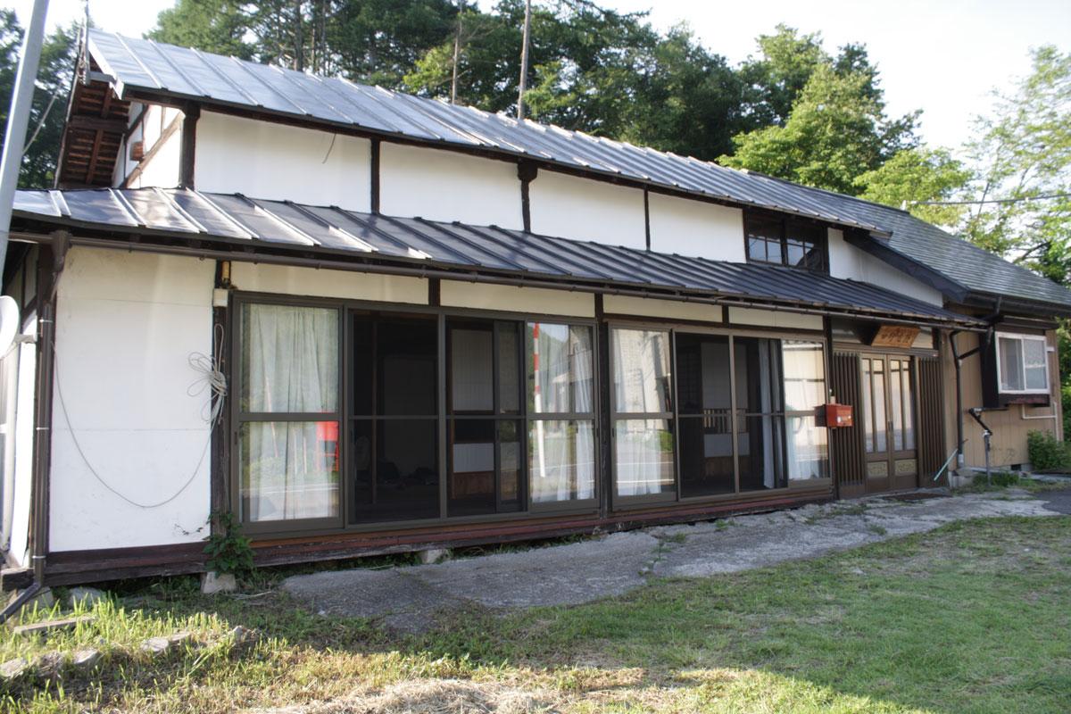 田舎暮らし体験施設「田野志荘」