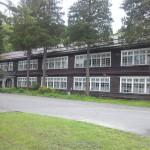 旧古間小学校